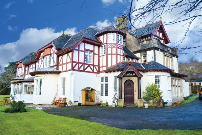 Thumbnail Flat for sale in Torwoodhill Road, Rhu, Helensburgh