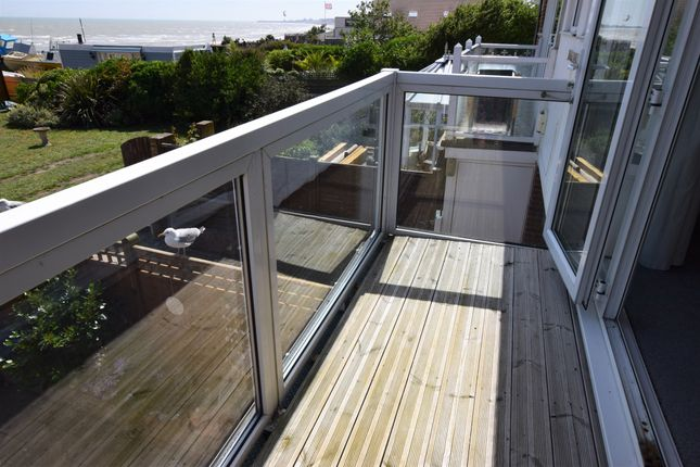 Balcony of The Parade, Pevensey Bay BN24