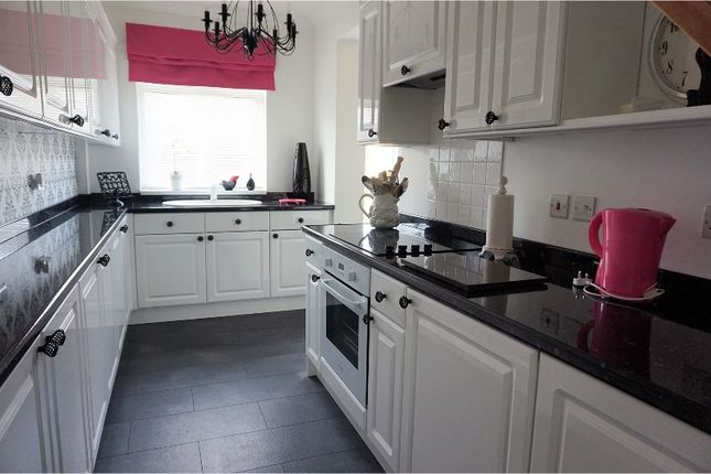Thumbnail Semi-detached house for sale in Marina Drive, Welling