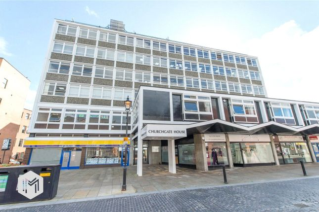 Thumbnail Office to let in Churchgate, Bolton, Greater Manchester