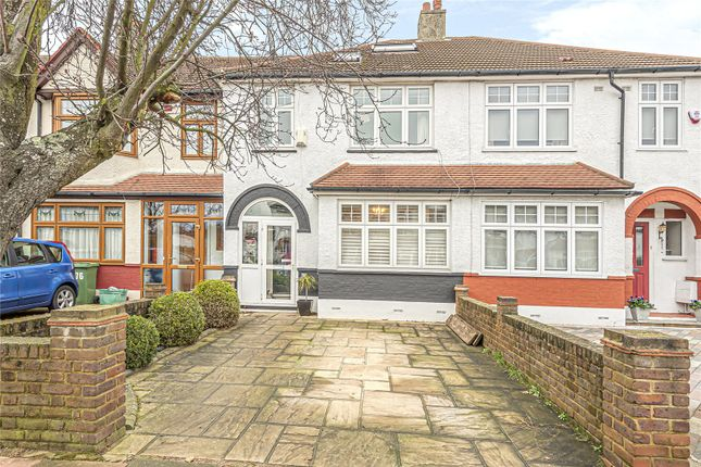 Thumbnail Terraced house for sale in Abbots Way, Beckenham