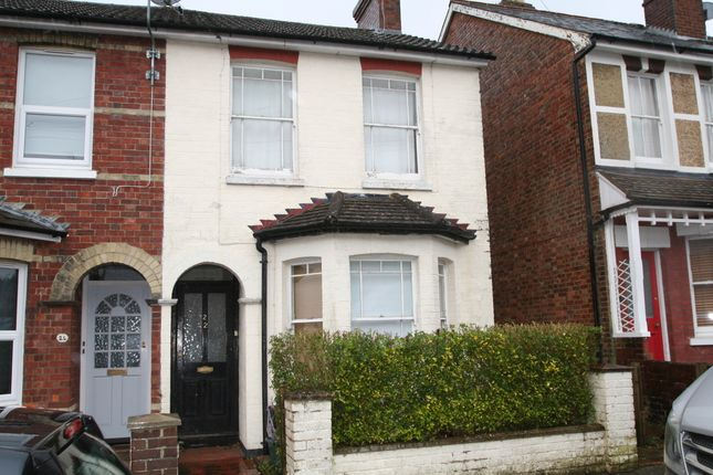 Thumbnail Semi-detached house for sale in Erskine Park Road, Rusthall, Tunbridge Wells