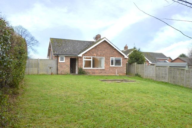 Thumbnail Detached bungalow for sale in Ramsey Road, Hadleigh, Suffolk