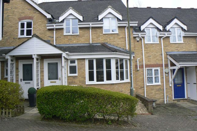 Thumbnail Terraced house to rent in Foxwood Grove, Pratts Bottom, Orpington