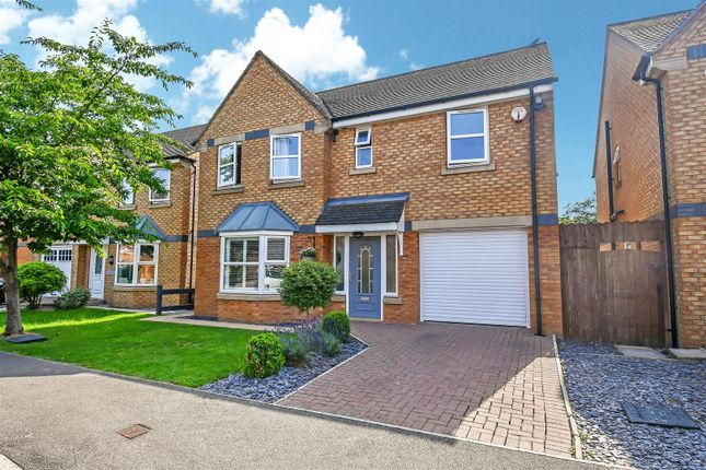 Thumbnail Detached house for sale in Thamesbrook, Sutton-On-Hull, Hull