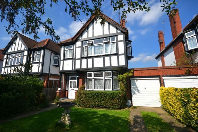 Thumbnail Detached house for sale in Norval Road, Sudbury Court Estate, Middlesex
