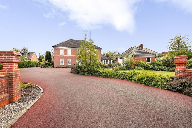 Thumbnail Detached house for sale in Willesley Road, Ashby-De-La-Zouch