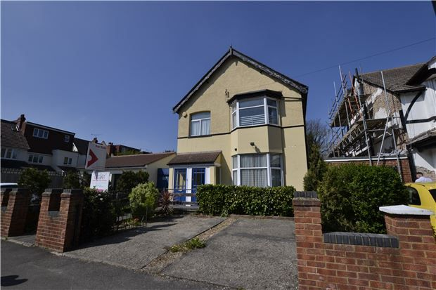 Thumbnail Detached house for sale in Purley Park Road, Purley, Surrey