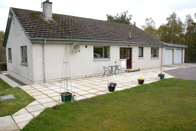 Thumbnail Bungalow for sale in Springfield, Balblair, Dingwall