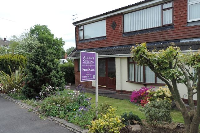Thumbnail Semi-detached house for sale in Chiltern Drive, Royton, Oldham