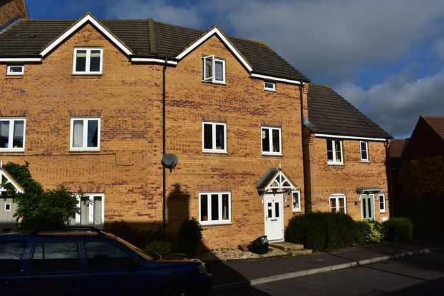 Thumbnail Town house to rent in Abbey Manor Park, Yeovil, Somerset