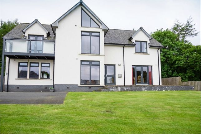 Thumbnail Detached house for sale in Doonhill Wood, Newton Stewart, Dumfries And Galloway