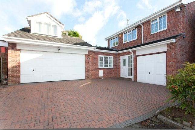 Thumbnail Detached house for sale in Westerby Drive, Werrington, Stoke-On-Trent