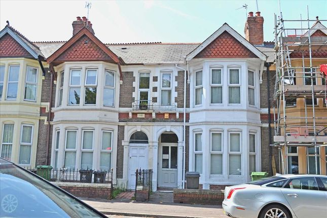 Thumbnail 3 bed terraced house for sale in Allensbank Road, Heath, Cardiff