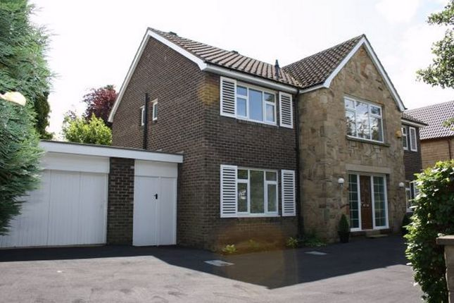 Thumbnail Detached house to rent in Woodthorpe Park Drive, Sandal, West Yorkshire