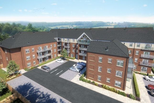 2 bed flat for sale in Lyne Hill Lane, Penkridge, Stafford