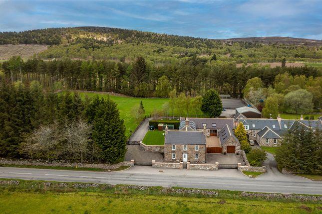 Thumbnail Property for sale in Wickerinn Farmhouse, Banchory, Kincardineshire