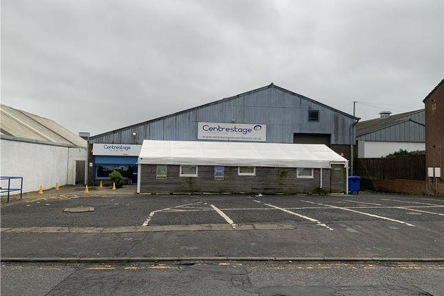 Thumbnail Industrial to let in 11-13 James Little Street, Kilmarnock