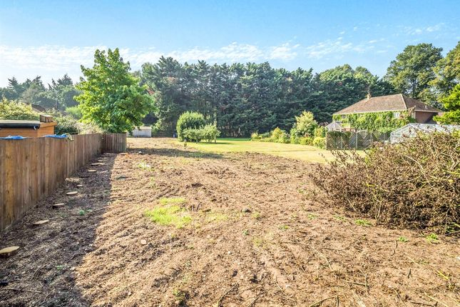 Thumbnail Land for sale in Fakenham Road, Great Witchingham, Norwich