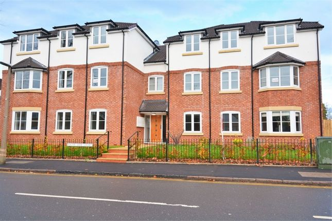 Thumbnail Flat to rent in South Court View, 1c Stanway Road, Shirley, Solihull