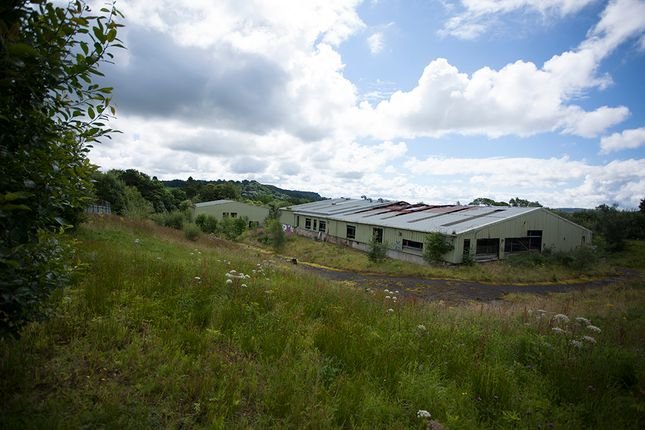Thumbnail Land to let in Garshake Road, Dumbartonshire
