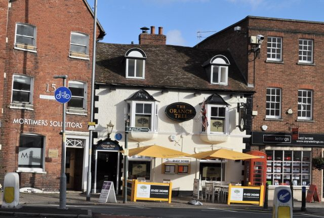 Thumbnail Pub/bar for sale in King Street, Hereford