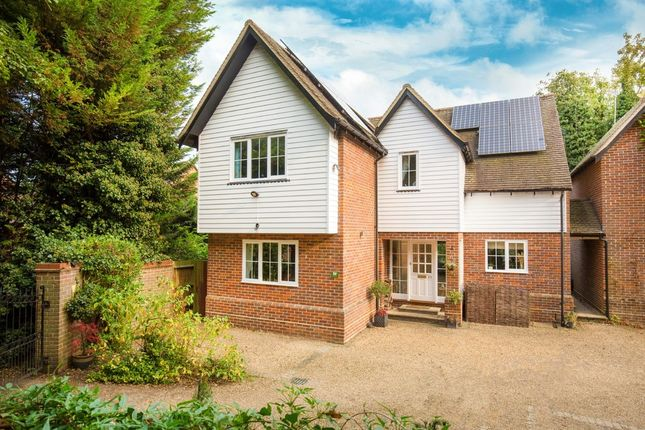 Thumbnail Detached house for sale in Dog Kennel Lane, Royston