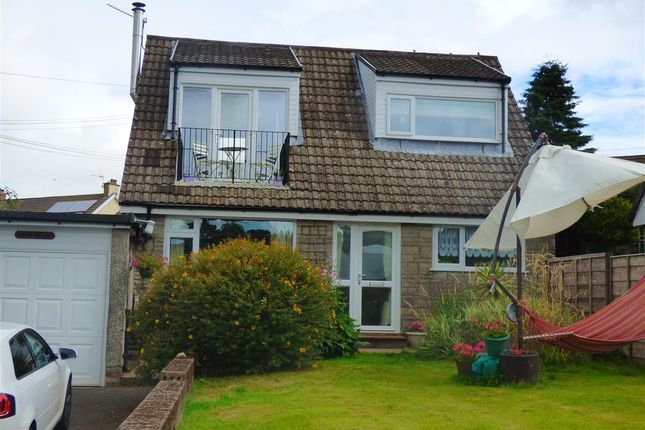 Thumbnail Detached house for sale in Trydydd - Ty, Well Lane, Devauden, Chepstow