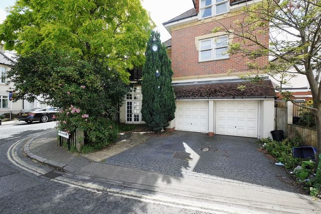 Thumbnail Detached house for sale in White Hart Lane, London