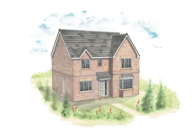 Thumbnail Detached house for sale in Philbeech Gardens, Kirton