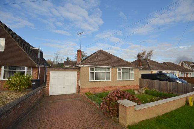 Thumbnail Bungalow to rent in Woodland Avenue, Overstone, Northampton