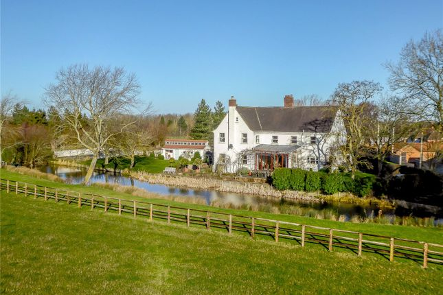 Thumbnail Country house for sale in Westcot Lane, Sparsholt, Wantage, Oxfordshire