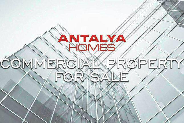 Thumbnail Business park for sale in Mahmutlar, Alanya, Antalya Province, Mediterranean, Turkey