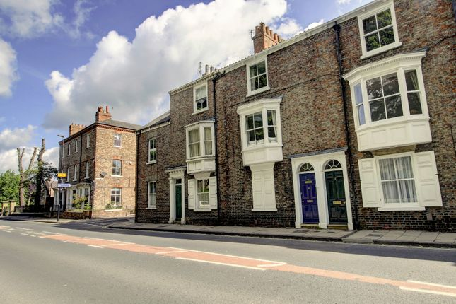 Thumbnail Terraced house for sale in Lord Mayors Walk, York