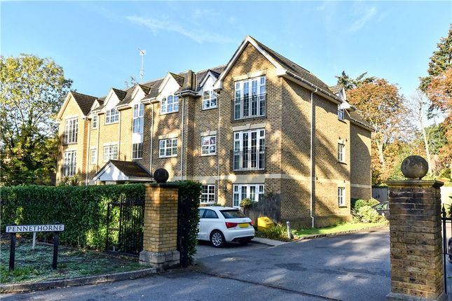 Thumbnail Flat for sale in Pennethorne, 6 Portsmouth Road, Camberley