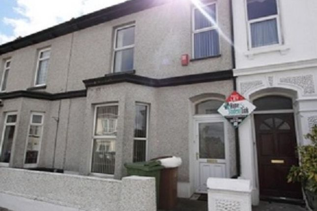 Thumbnail Property to rent in Southern Terrace, Mutley, Plymouth