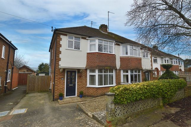 Semi-detached house for sale in Welland Lodge Road, Prestbury/Pittville, Cheltenham
