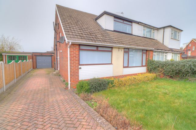 Thumbnail Bungalow for sale in Fairfield Drive, Heckmondwike