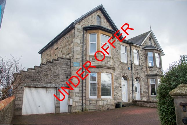 Thumbnail Semi-detached house for sale in Sorbie Road, Ardrossan