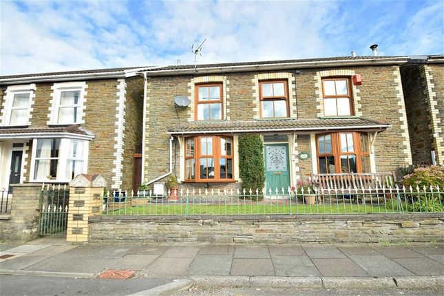 Thumbnail Detached house for sale in High Street, Tonyrefail, Porth