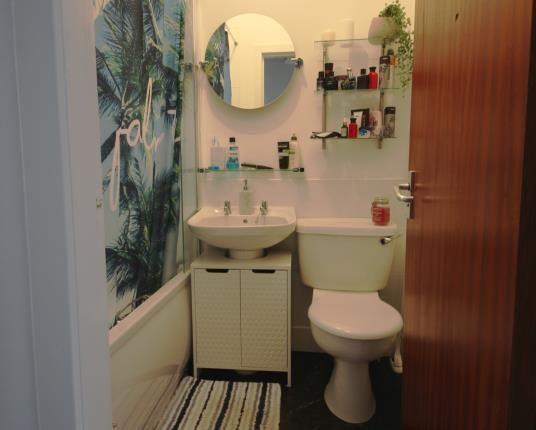 Bathroom of Boyd Street, Largs, North Ayrshire, Scotland KA30