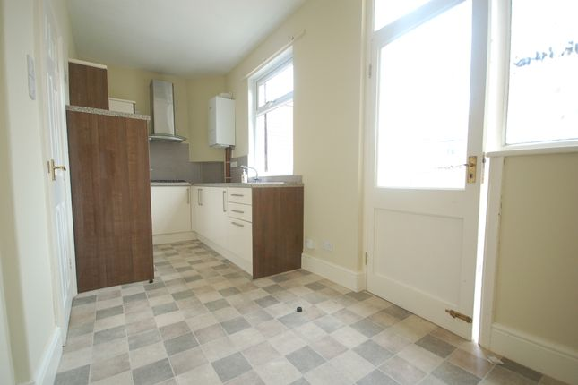 Kitchen of Mayfield Avenue, Blackpool FY4