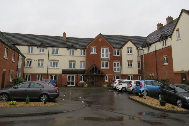 Thumbnail Flat for sale in Pettifor Court, Bradgate Road, Anstey, Leicester, Leicestershire