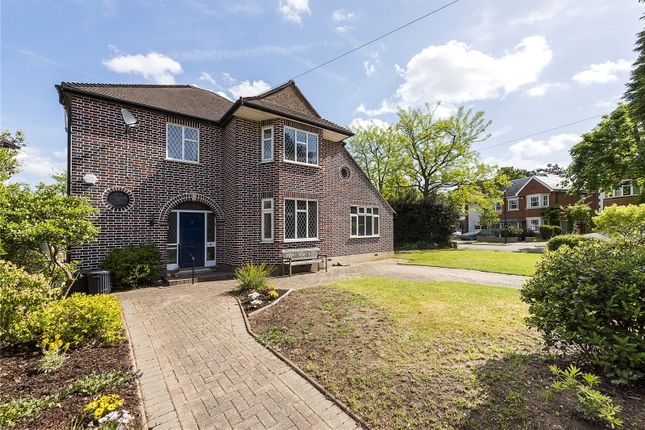 Thumbnail Detached house for sale in Broomfield Road, Teddington