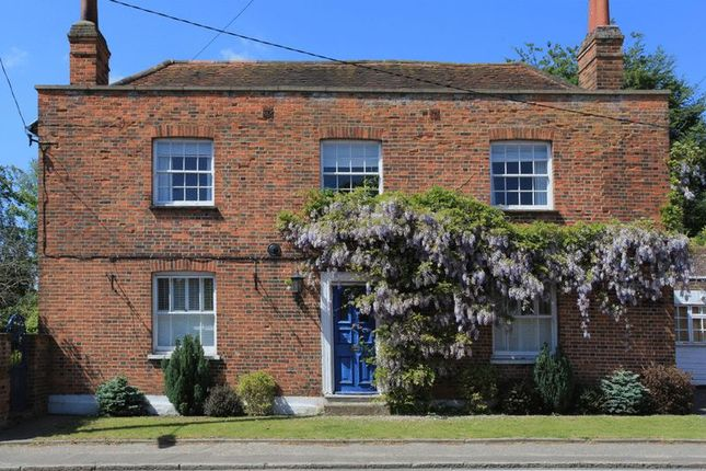 Thumbnail Detached house for sale in Brick House, High Street, Stock Village.