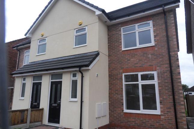 Thumbnail Semi-detached house to rent in Shaw Lane, Whiston, Prescot