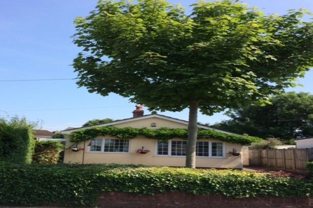 Thumbnail Bungalow to rent in Linkside Drive, Southgate, Swansea