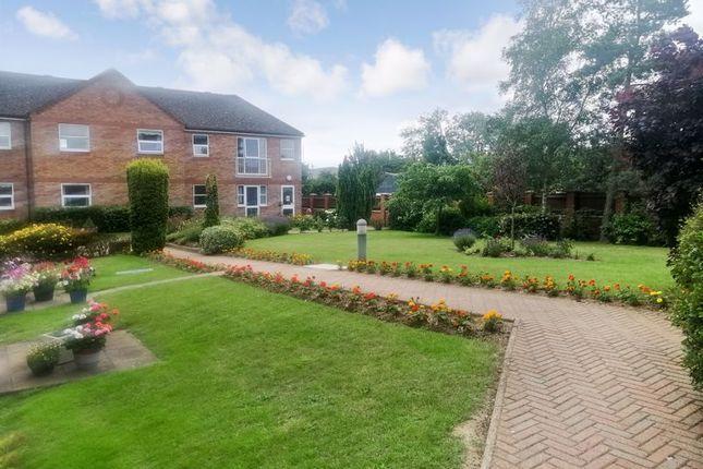 1 bed flat for sale in Elmhurst Court, Woodbridge IP12