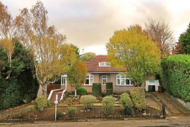 Thumbnail Detached bungalow for sale in 397 Lanark Road, Edinburgh