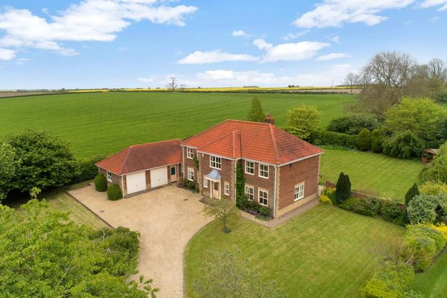 Thumbnail Detached house for sale in Church Fields, Pickworth, Sleaford